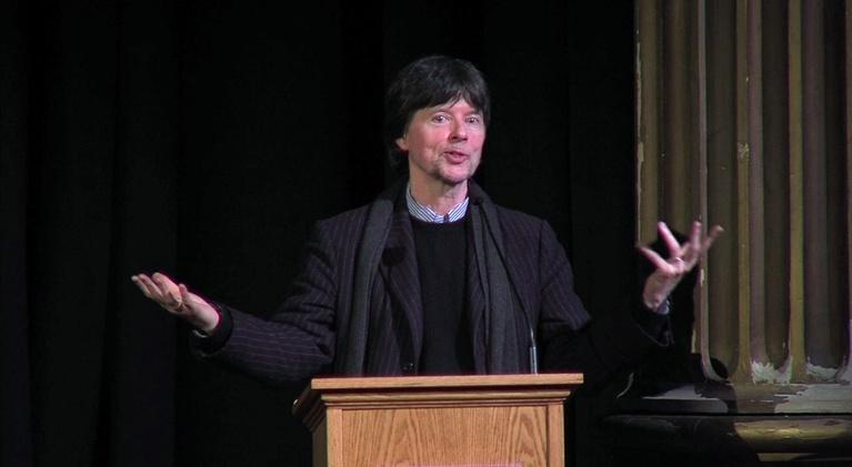 Vermont PBS Documentaries: The Address - Ken Burns Q&A
