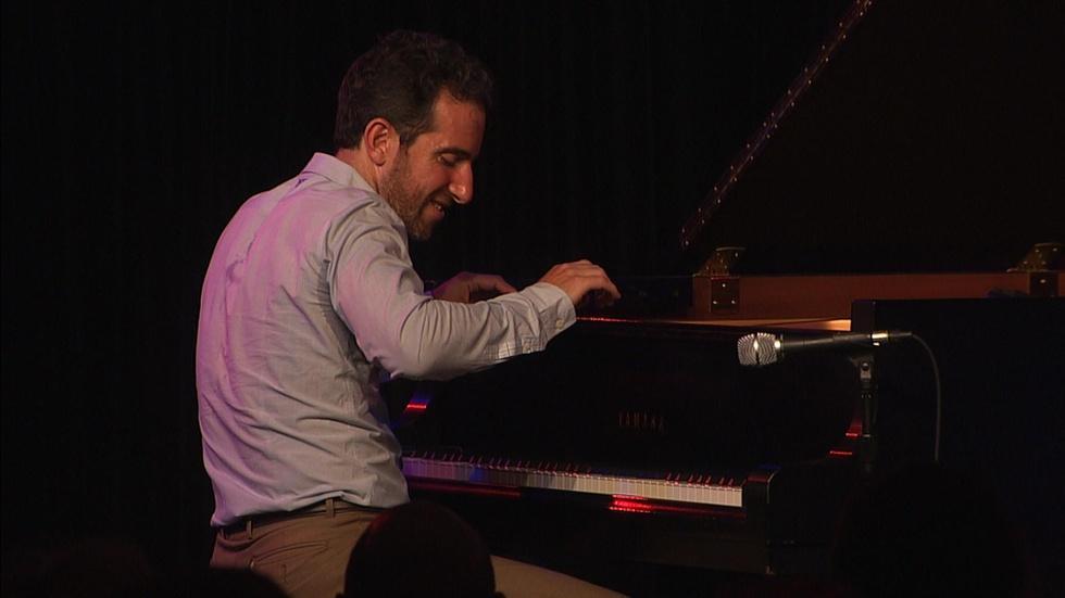 Aaron Goldberg Trio image