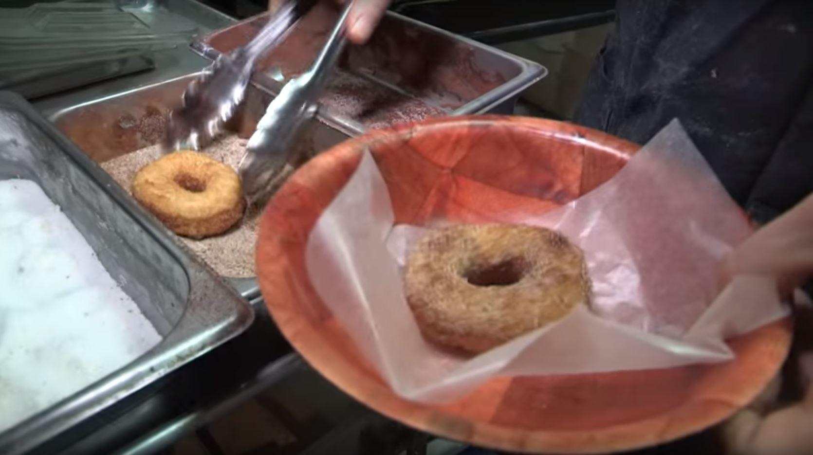 Chez Boris - a Russian donut shop