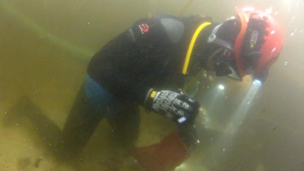 Underwater Archeology | Excavating the Wacissa River image