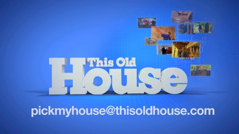 "Looking for the Next ""This Old House""  image"