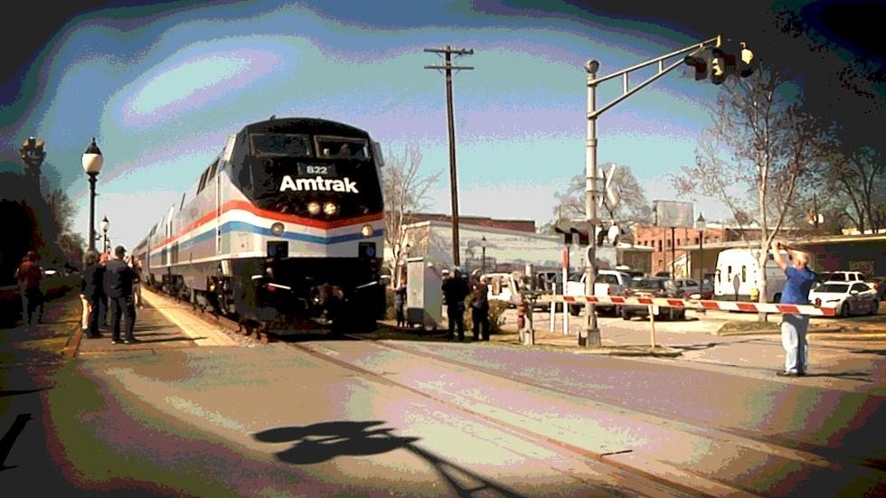 Fired Up!  Is Amtrak ready to roll? image