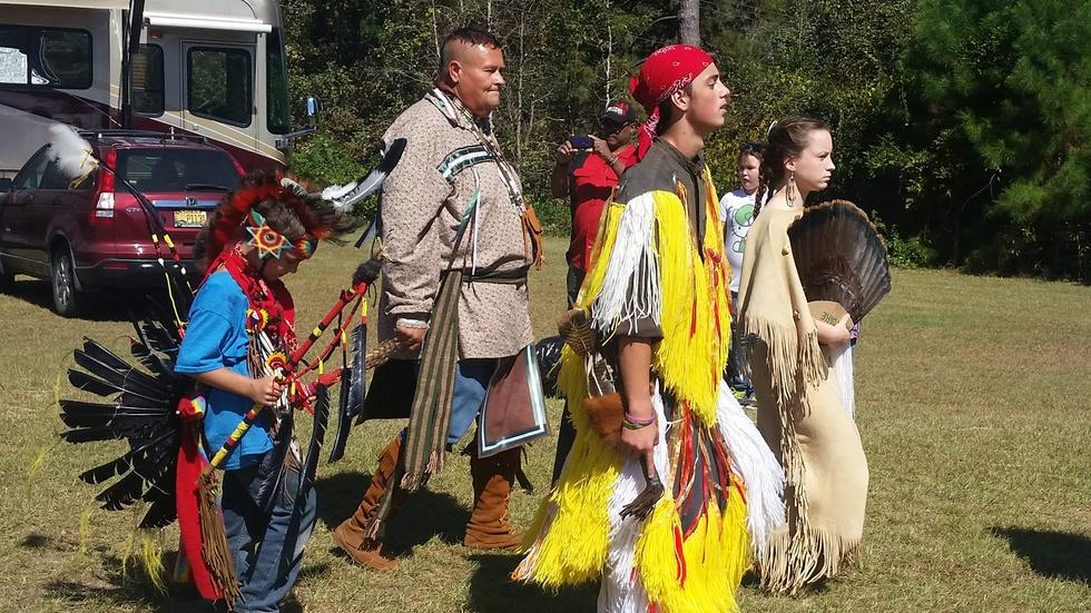 Adventures at the Tama Pow Wow image
