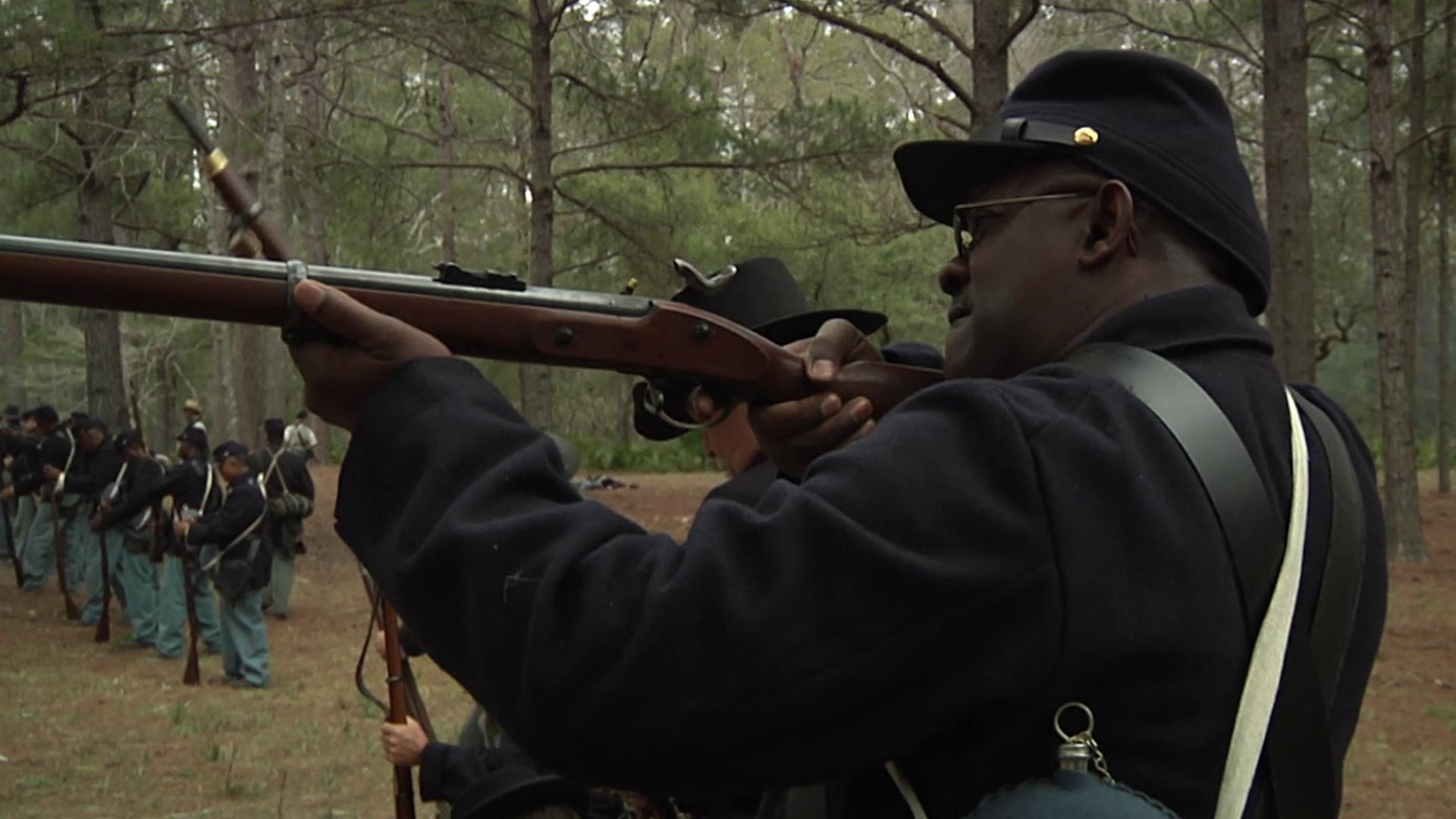 Reenacting History at the Battle of Natural Bridge