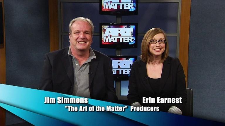 The Art of the Matter: Christian Theological Seminary - September 2, 2014