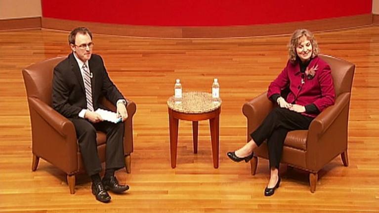 Conversations About Education: Glenda Ritz