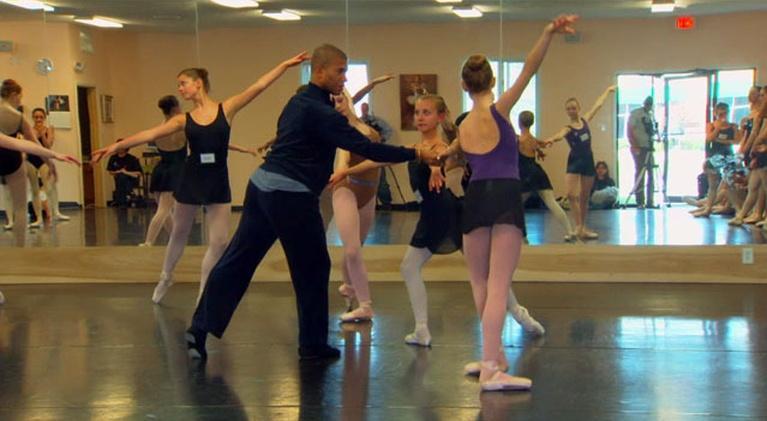 Young Stars of Ballet: Young Stars of Ballet