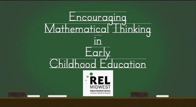 Encouraging Mathematical Thinking: Encouraging Mathematical Thinking