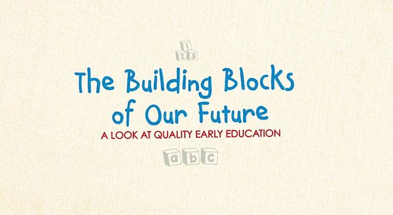 The Building Blocks of Our Future: The Building Blocks of Our Future