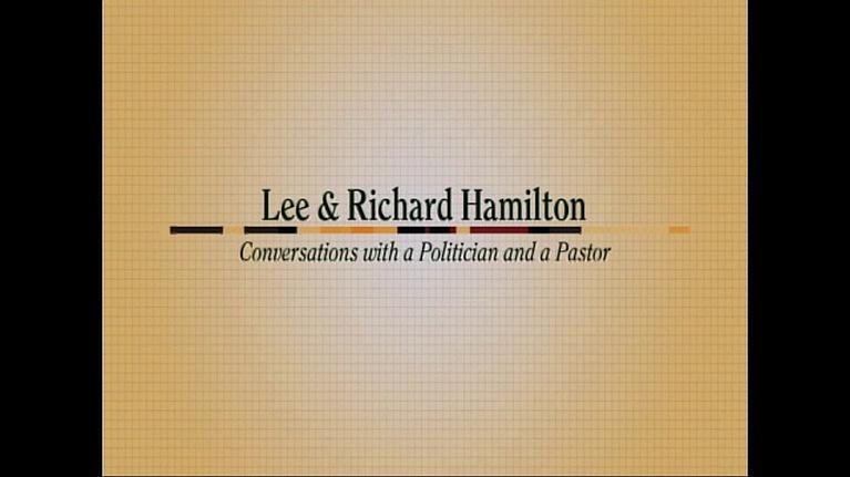 Lee and Richard Hamilton: Lee and Richard Hamilton