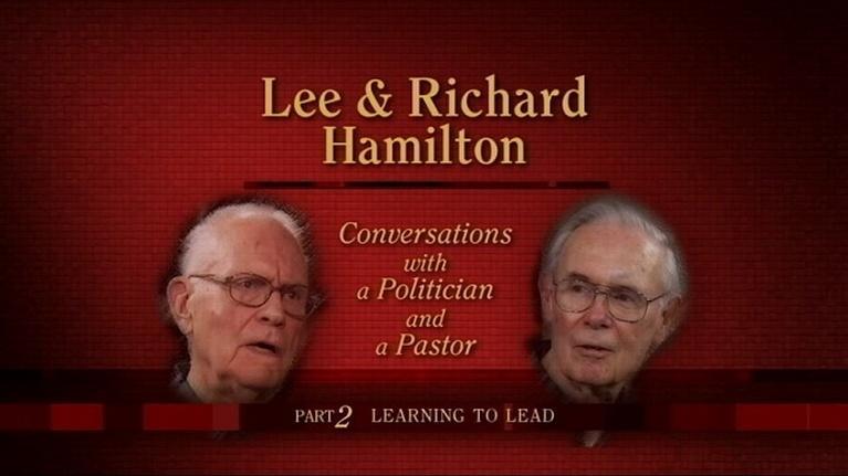 Lee and Richard Hamilton: Lee and Richard Hamilton Part 2
