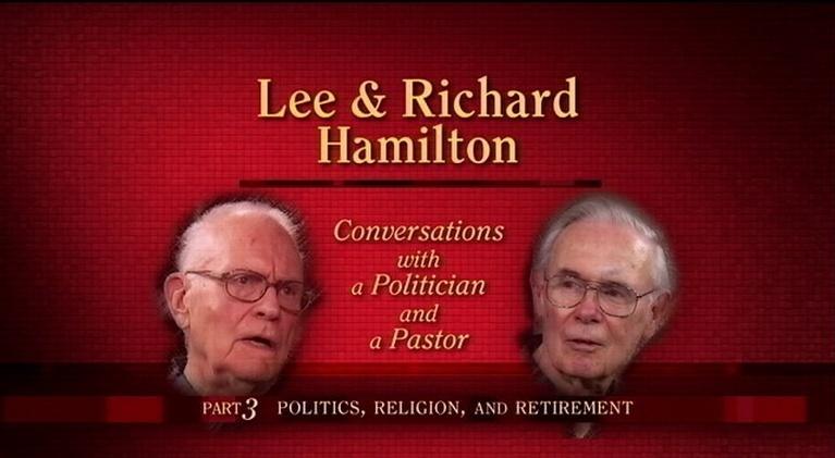 Lee and Richard Hamilton: Lee and Richard Hamilton Part 3