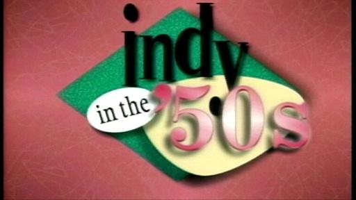 Indy in The 50's