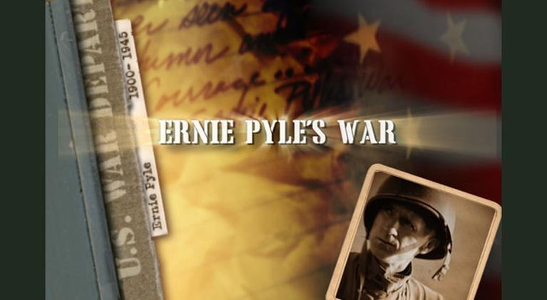 Ernie Pyle's War: Ernie Pyle's War
