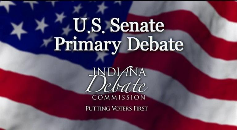 WFYI News and Public Affairs Programs: 2016 US Republican Senate Primary Debate