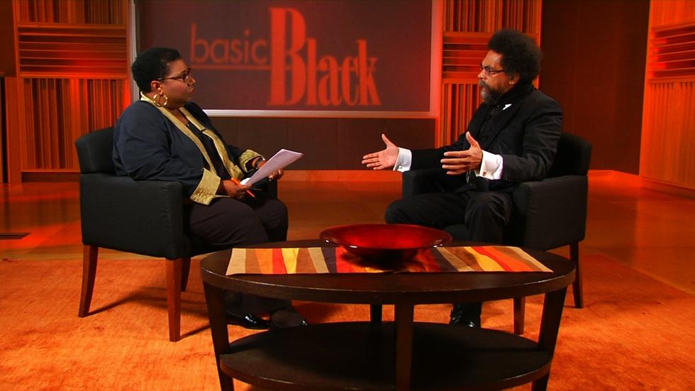 Cornel West and Black Prophetic Fire image