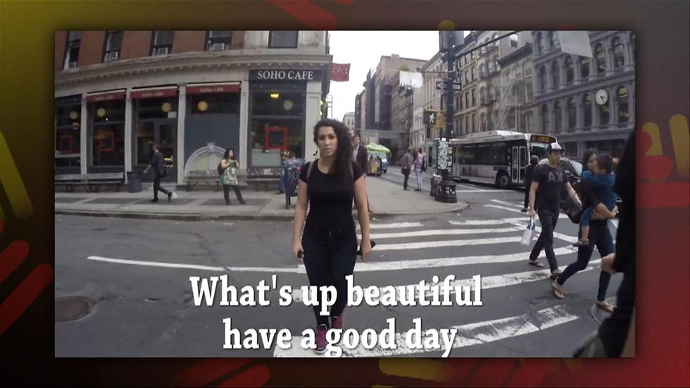 Street Harassment: Race, Catcalls And Controversy image