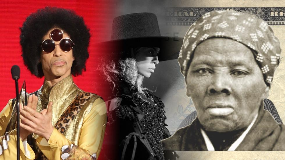 Celebrating a Prince, a Queen, and a General image