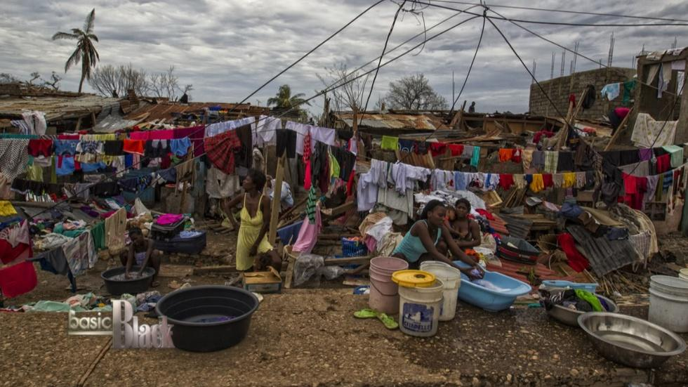 The Aftermath of Hurricane Matthew in Haiti image