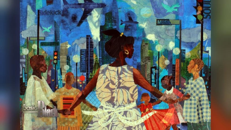 The Boston art scene is vibrant with artists of color image