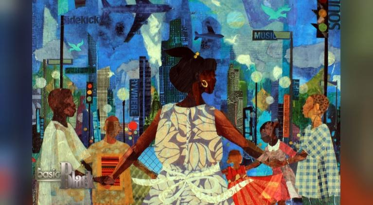 Basic Black: The Boston art scene is vibrant with artists of color