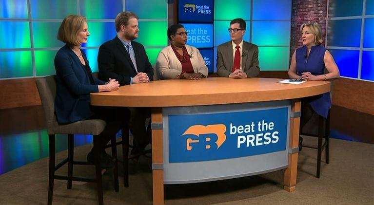 Beat the Press Blog: January 17, 2014