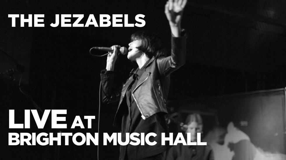 The Jezabels: Live at Brighton Music Hall image