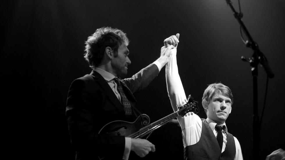 Punch Brothers - Through the Bottom of the Glass image