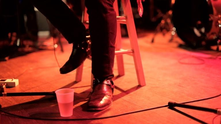 Front Row Boston: Nathaniel Rateliff/Dry The River Live at Brighton Music Hall