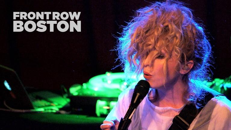 Front Row Boston: Milo Greene/The Ting Tings:  Live at House of Blues