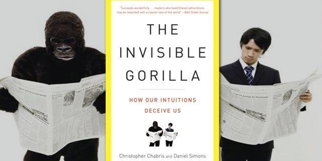 the invisible gorila