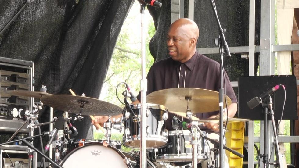 Ron Savage Trio at Cambridge Jazz Festival 2016 image