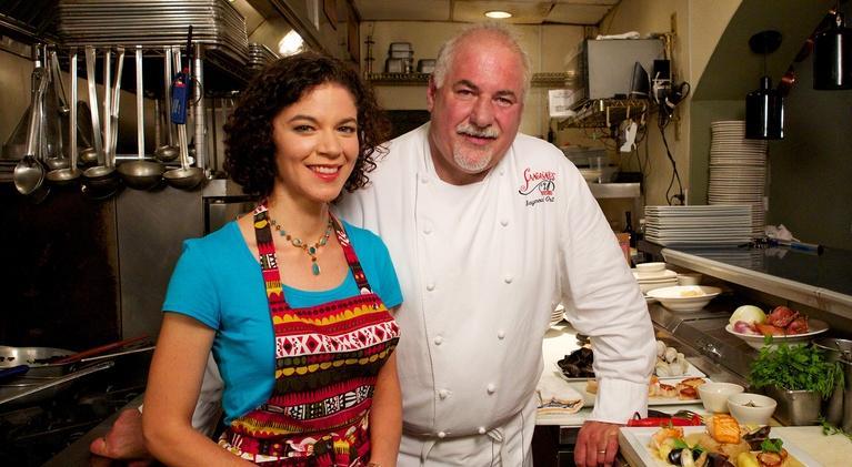 Neighborhood Kitchens : Episode 213: Sandrine's