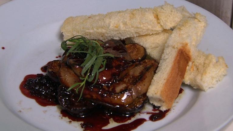 Neighborhood Kitchens : Neighborhood Kitchens: Sandrine's Foie Gras