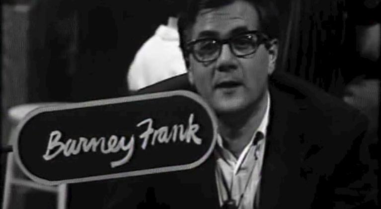 WGBH News: Barney Frank on Club 44 in 1976