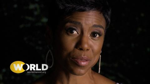 World Channel -- YOUR VOICE, YOUR STORY: Jacque Reid