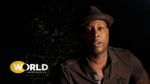 World Channel -- YOUR VOICE, YOUR STORY: Talib Kweli