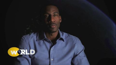 World Channel -- YOUR VOICE, YOUR STORY: Amar'e Stoudemire