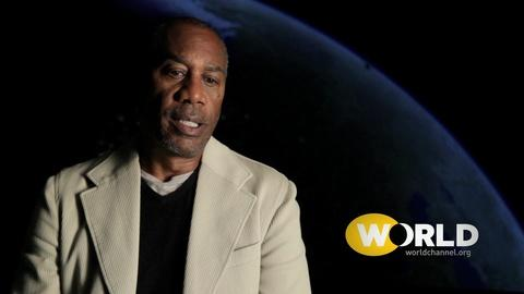 World Channel -- YOUR VOICE, YOUR STORY: Joe Morton