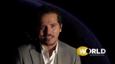 World Channel -- YOUR VOICE, YOUR STORY: John Leguizamo