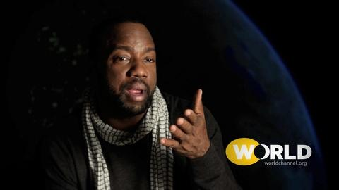 World Channel -- YOUR VOICE, YOUR STORY: Malik Yoba