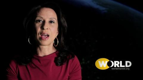 World Channel -- YOUR VOICE, YOUR STORY: Maria Hinojosa
