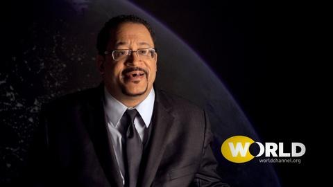 World Channel -- YOUR VOICE, YOUR STORY: Michael Eric Dyson