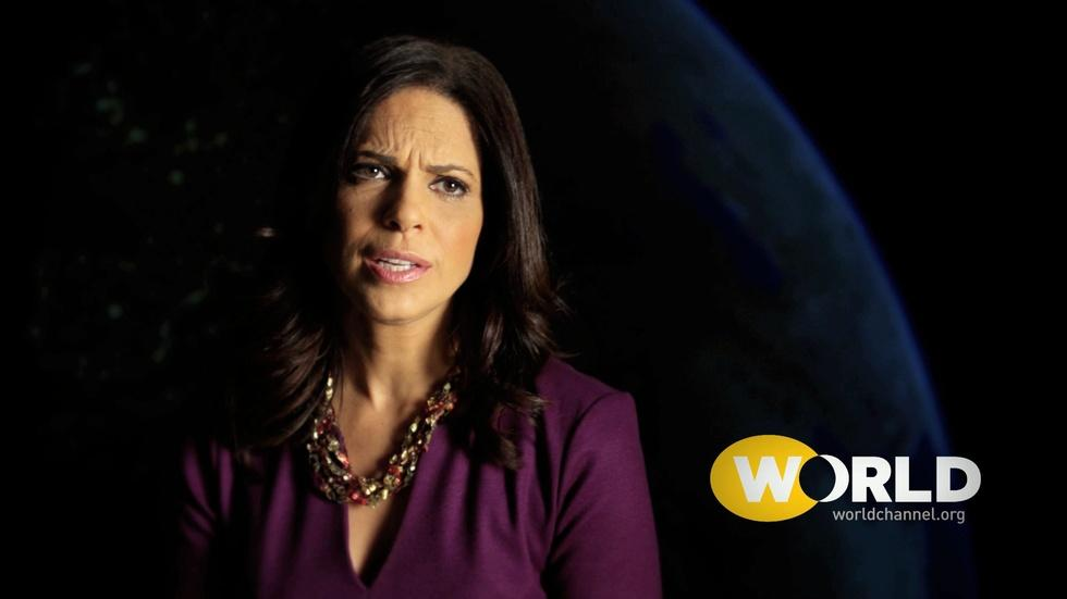 YOUR VOICE, YOUR STORY: Soledad O'Brien image