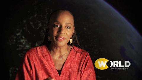 World Channel -- YOUR VOICE, YOUR STORY: Susan Taylor