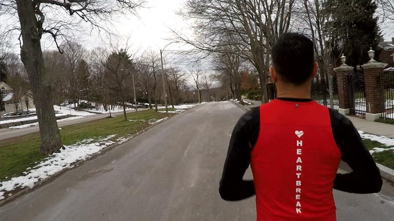 WGBH: 2016 Boston Marathon, Mile 2: Why Bother?