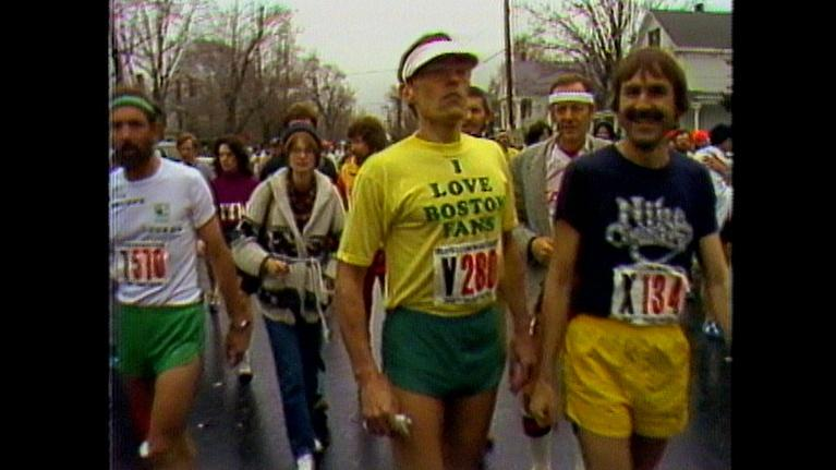 WGBH: 2016 Boston Marathon, Mile 4: Running Before It Was Cool