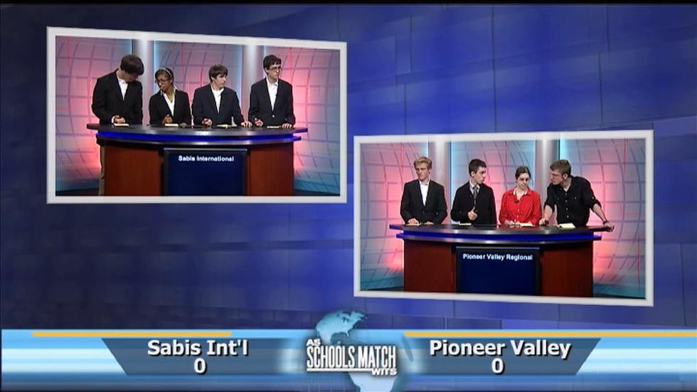 Sabis Int'l vs. Pioneer Valley Regional (Jan. 4, 2014) image