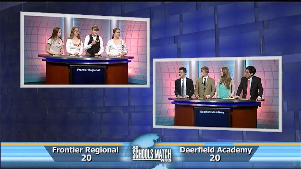 Frontier Regional vs. Deerfield Academy (Mar. 15, 2014) image