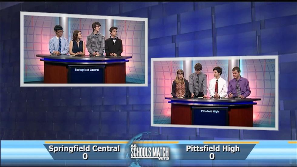 Springfield Central vs. Pittsfield (May 3, 2014) image